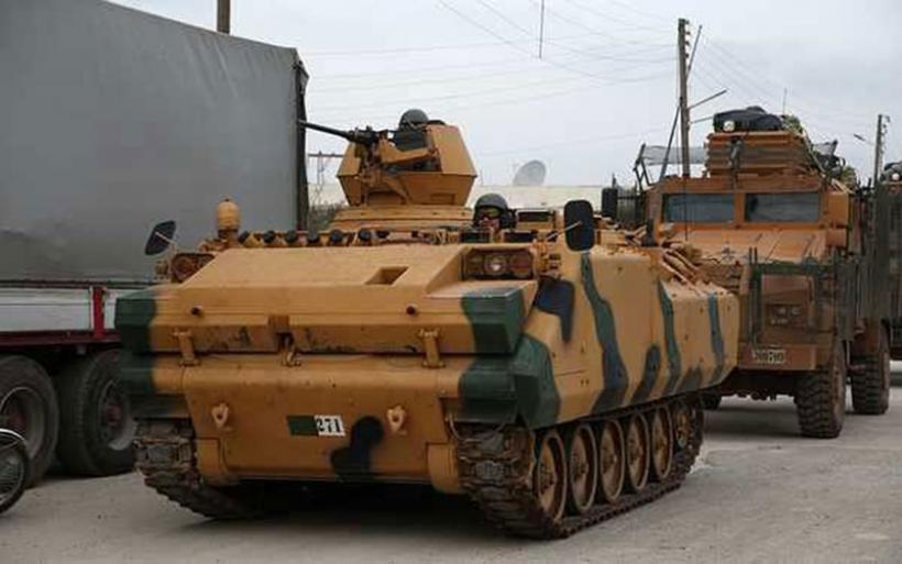 Η Γαλλία έστειλε στρατιώτες στη Συρία για να ενισχύσει τις επιχειρήσεις των ΗΠΑ