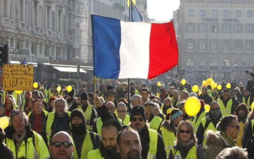 Γαλλία-Ιταλία: Διπλωματική κρίση με φόντο τα Κίτρινα Γιλέκα