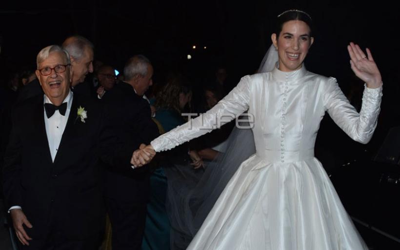 Ο Κώστας Καίσαρης στο «Μαζί σου» για τον παραμυθένιο γάμο της κόρης του!
