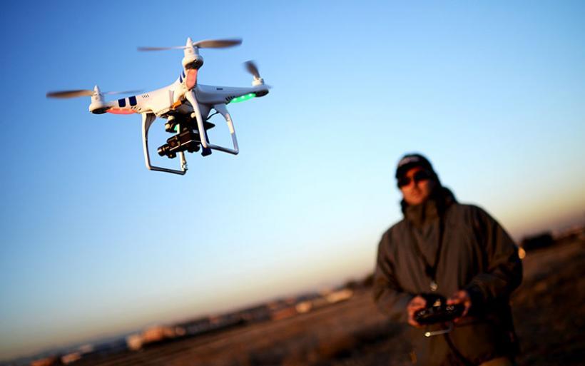 Υποχρεωτική η δήλωση όλων των drones στην ΥΠΑ - Εξετάσεις για άδεια χειριστή