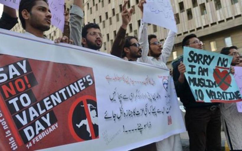 Δικαστήριο απαγόρευσε τον εορτασμό του Αγίου Βαλεντίνου στο Πακιστάν