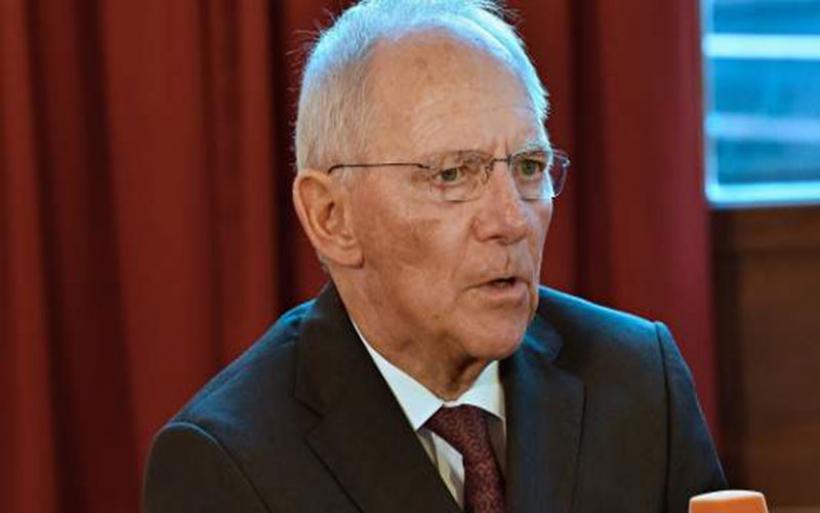 Σόιμπλε: Δεν έχω κατανόηση όταν ο Τσίπρας κατηγορεί το Βερολίνο