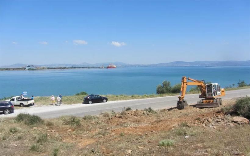 Υλοποιείται η μεγάλη επένδυση στην περιοχή της Αμαλιάπολης