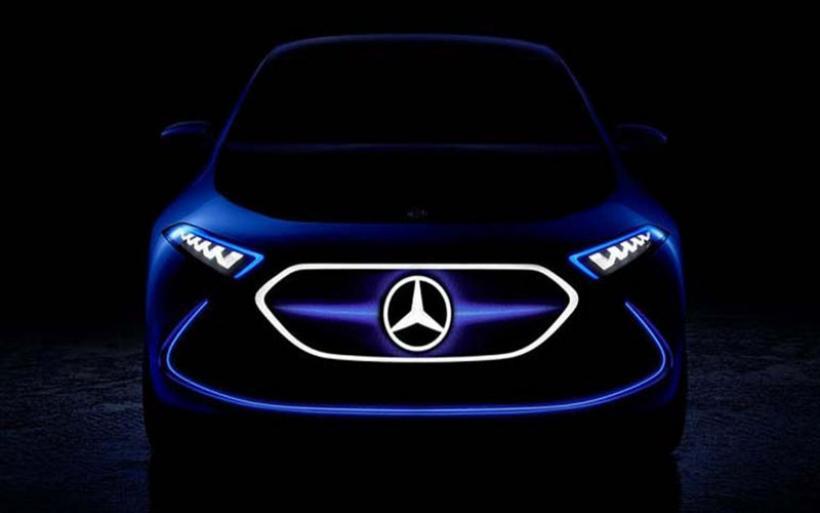 Νέο ηλεκτρικό μοντέλο από τη Mercedes