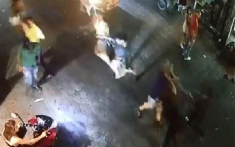 Μπράβος σε νυχτερινό κέντρο σκοτώνει με μια γροθιά θαμώνα & το δικαστήριο τον αθωώνει (βίντεο)