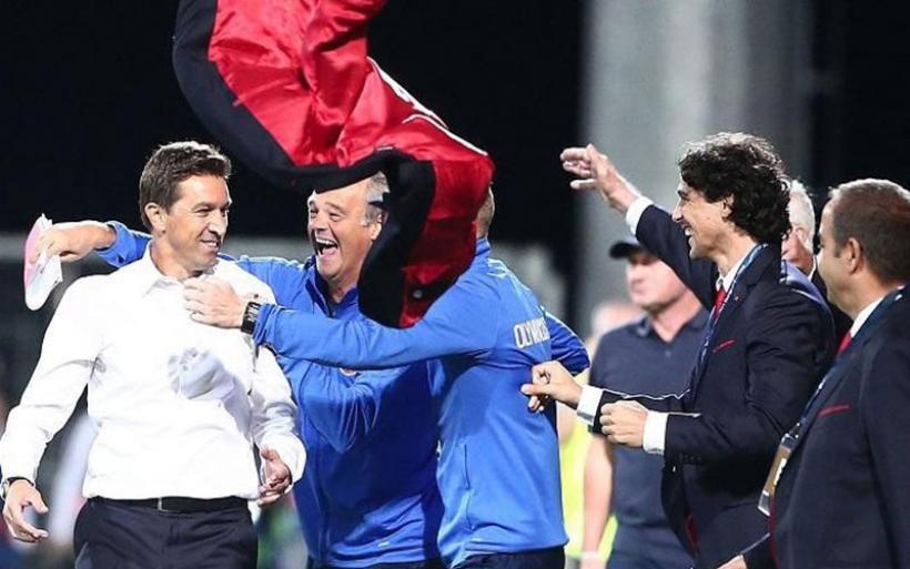 Η πρόκριση του Ολυμπιακού «εκτόξευσε» την Ελλάδα στην 12η θέση της UEFA