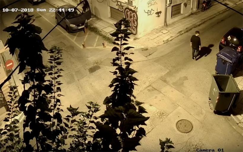 Ανατριχιαστικές εικόνες από τον ξυλοδαρμό του Απ. Γαλάτη (vid)