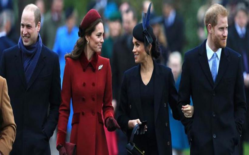 Τα μοναδικά Χριστούγεννα της Βασιλικής οικογένειας