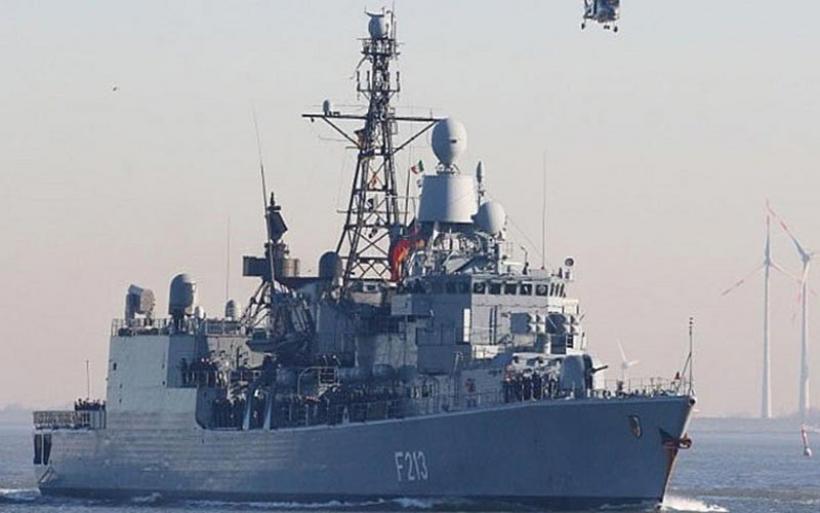 Η Γερμανία στέλνει στη Μεσόγειο φρεγάτα για τον έλεγχο του εμπάργκο όπλων στη Λιβύη