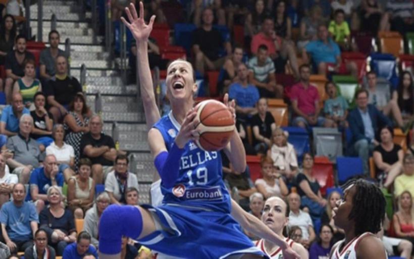 Eurobasket:Η Εθνική Γυναικών νίκησε την Ρωσία 62-58 - Προκρίθηκε στους 8