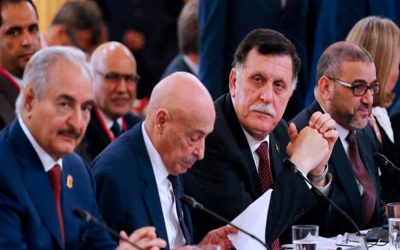 Λιβύη: Εφυγε από την Μόσχα ο Χάφταρ χωρίς να υπογράψει- Αρχισαν ξανά οι εχθροπραξίες στην Τρίπολη