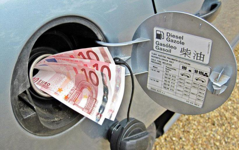 Φωτιά στην τσέπη των καταναλωτών βάζουν οι τιμές των καυσίμων