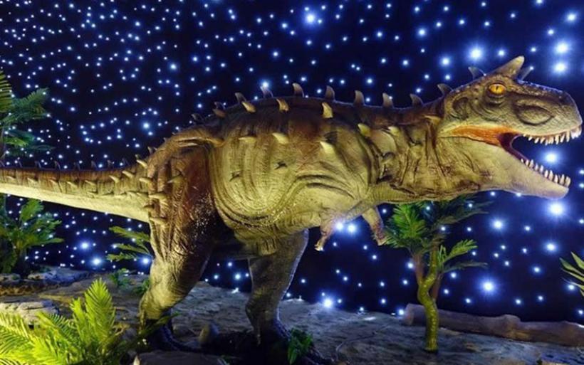 Το... Jurassic Park στην ΔΕΘ: Νέο θεματικό πάρκο για τους δεινόσαυρους