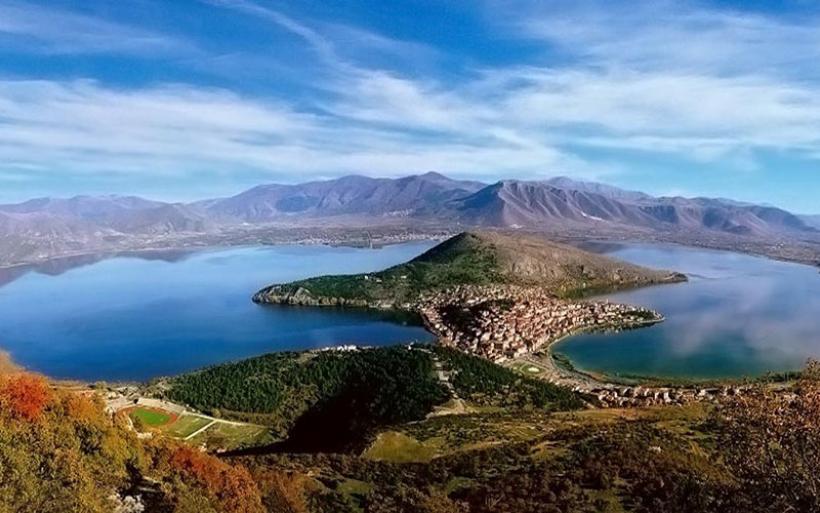 Φυσιολογική η απώλεια νερού στη λίμνη Καστοριάς, λένε οι επιστήμονες