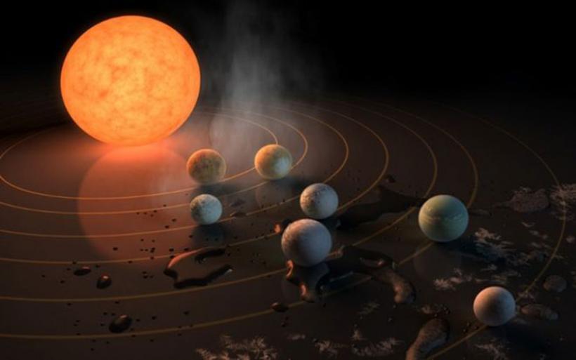 Έλληνες αστρονόμοι και αστροφυσικοί μιλούν για ανακάλυψη 7 «γήινων» εξωπλανητών