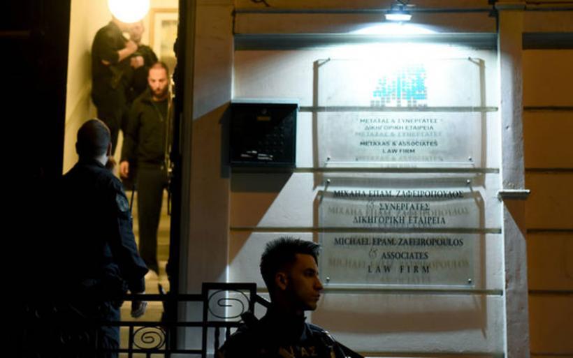 Ανατροπή στην υπόθεση Ζαφειρόπουλου: Δεν φαίνεται να ήταν συμβόλαιο θανάτου η δολοφονία