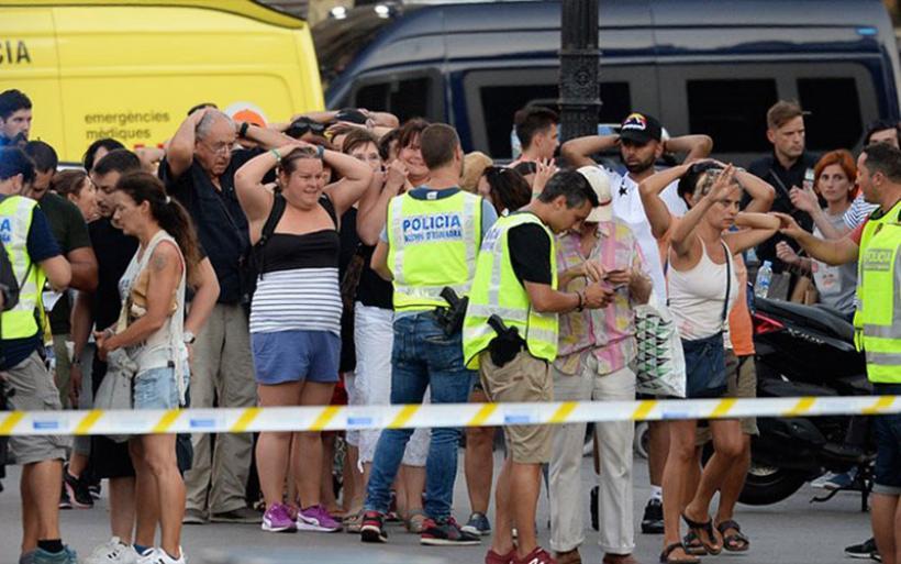 Τρόμος στην Ισπανία από τις δύο επιθέσεις: Κόλαση αίματος με 13 νεκρούς και 100 τραυματίες