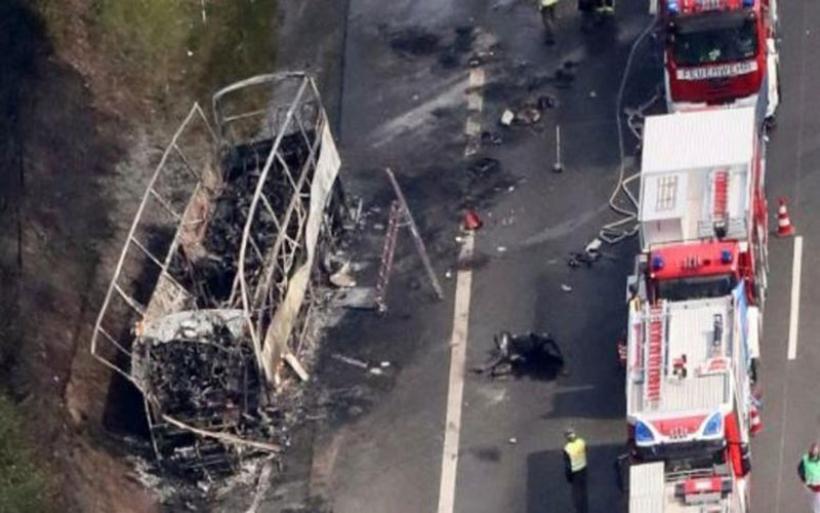 Νεκροί και οι 18 αγνοούμενοι του δυστυχήματος στη Γερμανία
