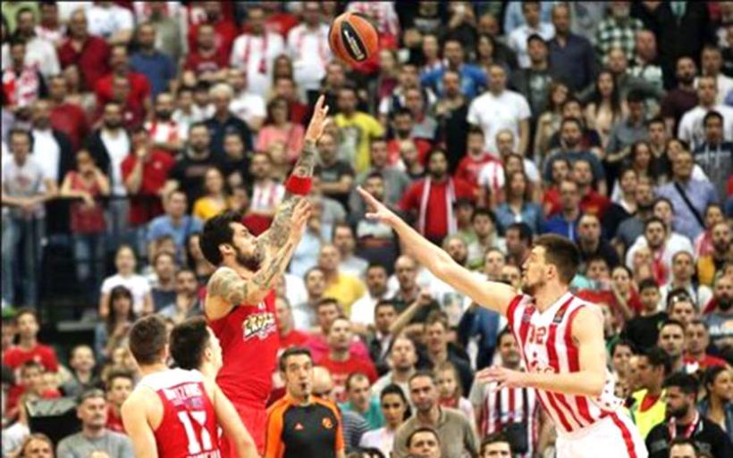Με... πεταχτάρι Πρίντεζη ο Ολυμπιακός νίκησε τον Ερυθρό Αστέρα