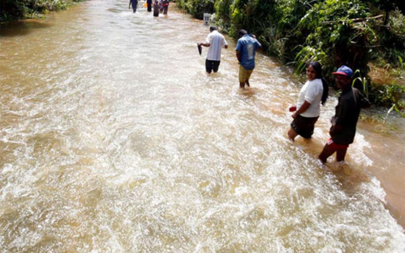 Σρι Λάνκα: Στους 177 οι νεκροί από τις καταστροφικές πλημμύρες