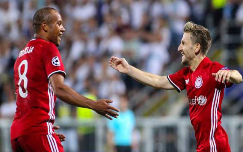 Champions League: Μεγαλειώδης πρόκριση του Ολυμπιακού στους ομίλους, 1-0 την Ριέκα