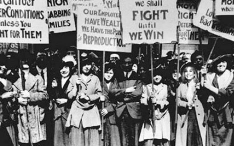 Γιατί σήμερα, 8 Μαρτίου, γιορτάζεται παγκοσμίως η Ημέρα της Γυναίκας