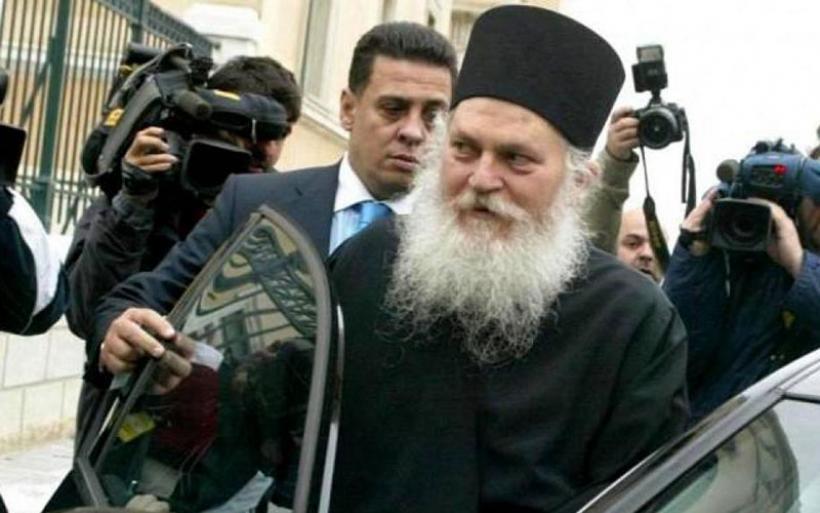 Αποθέωση Εφραίμ μετά το συγχωροχάρτι για το σκάνδαλο του Βατοπεδίου