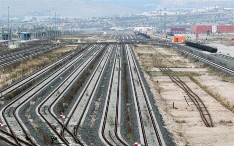 Εμπορευματικό κέντρο 400 στρεμμάτων σχεδιάζει ο ΟΣΕ στη Λάρισα