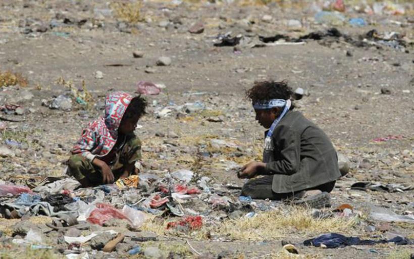 Δραματική προειδοποίηση ΟΗΕ: Στα πρόθυρα λιμού η Υεμένη
