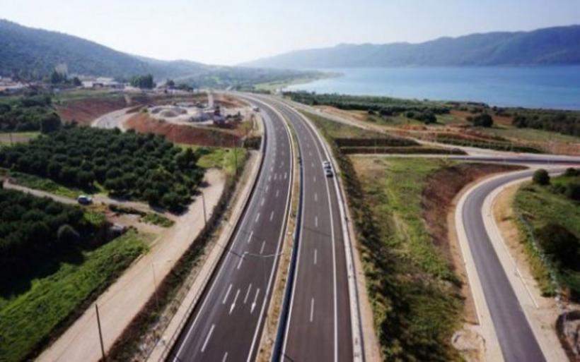 Ιόνια οδός: Πιο σύντομη η διαδρομή Πάτρα – Γιάννενα