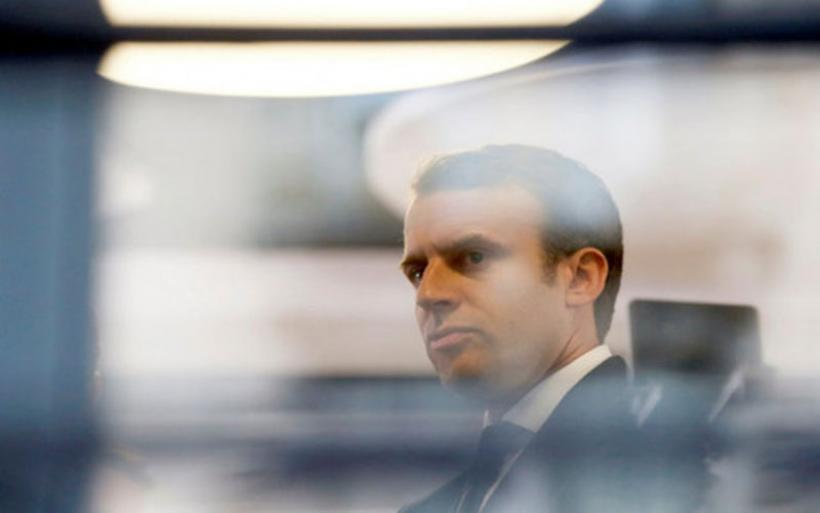 """Μακρόν: Αποκάλυψε τα σχέδια του για την Ελλάδα! """"Θα ηγηθώ της μάχης για το χρέος"""""""