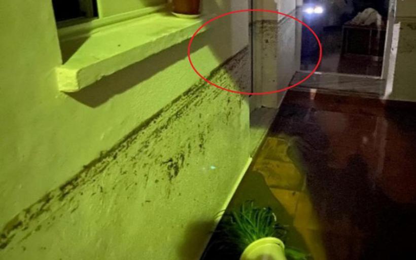 Γηρυόνης: Φωτογραφία σοκ στην Ρόδο – Το σπίτι στο οποίο πνίγηκε η 75χρονη κατάκοιτη