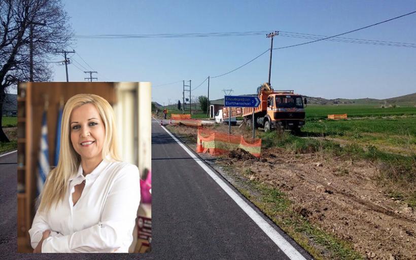 Bελτίωση της οδικής ασφάλειας στο οδικό δίκτυο της Μαγνησίας