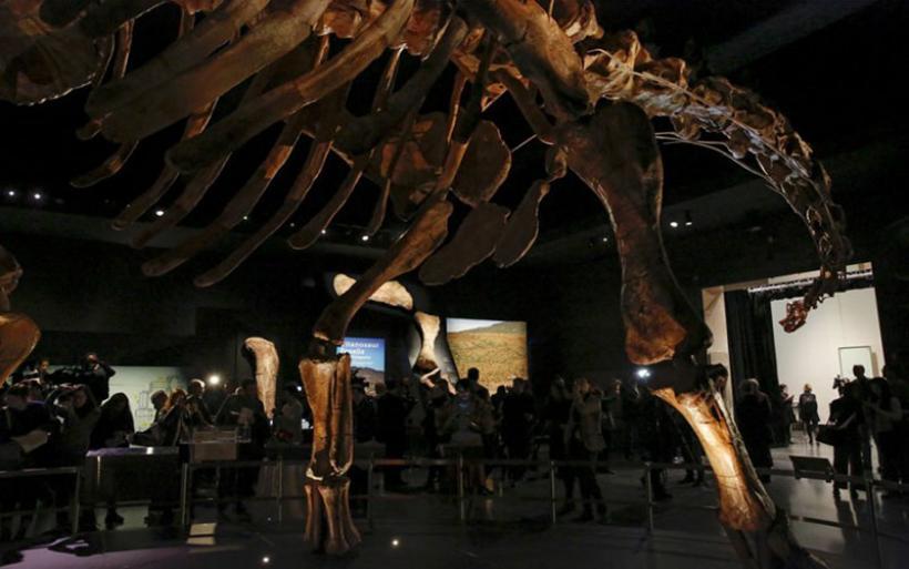 Ξεχάστε τον Τυρανόσαυρο: Αυτός ήταν ο μεγαλύτερος δεινόσαυρος στη Γη