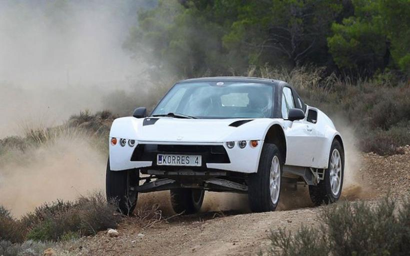 Πάγωσε... λόγω χρημάτων το project του ελληνικού super car