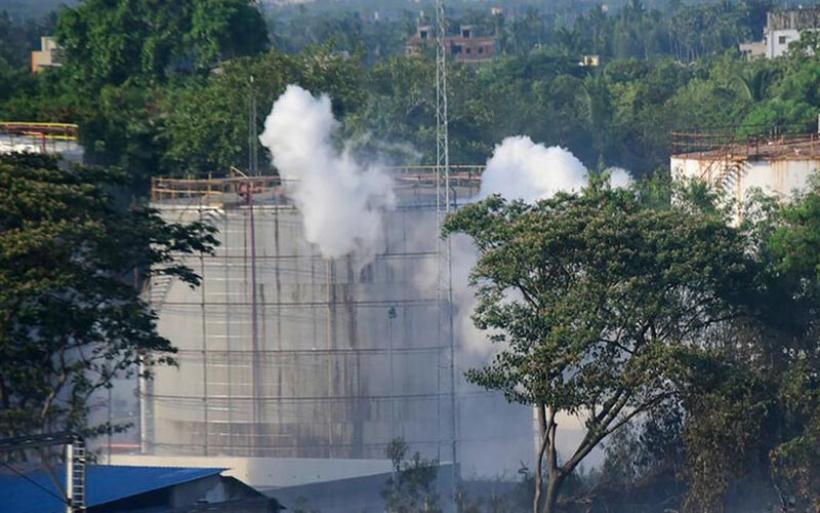 Ινδία: Απομακρύνονται περισσότεροι κάτοικοι μετά τη διαρροή τοξικού αερίου από μονάδα της LG Chem