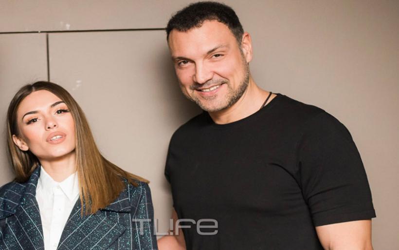 Ιωάννα Σιαμπάνη: Βραδινή έξοδος με τον σύντροφό της, Τζίμη Σταθοκωστόπουλο!