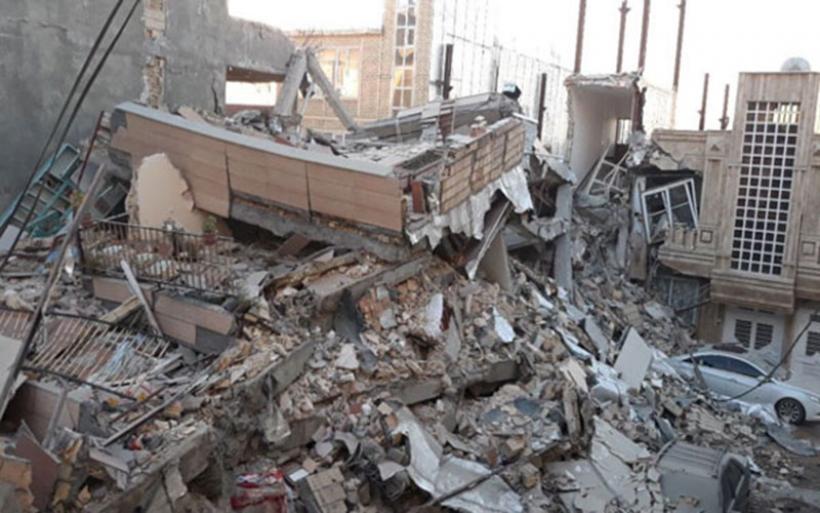 Εκατόμβη από τον σεισμό σε Ιράν - Ιράκ με 210 νεκρούς και πάνω από 1.700 τραυματίες