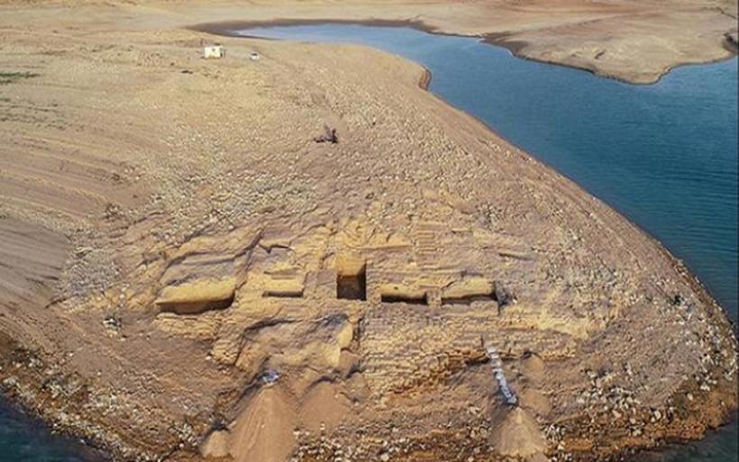 Η ξηρασία στο Ιράκ αποκάλυψε παλάτι 3.400 ετών μυστηριώδους αυτοκρατορίας
