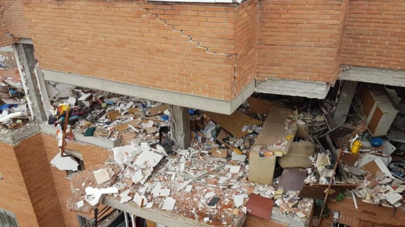 Έκρηξη σε πολυκατοικία στη Μαδρίτη - Τουλάχιστον 16 τραυματίες