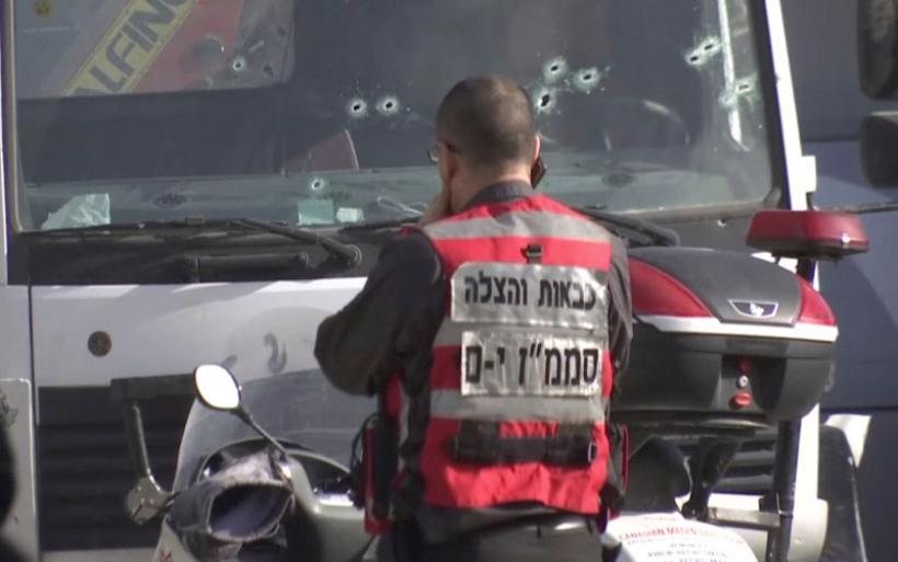 Τρομοκρατική επίθεση του ISIS στην Ιερουσαλήμ -Φορτηγό έπεσε σε στρατιώτες