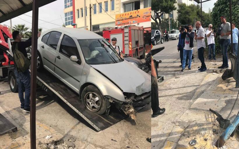 Τραγωδία στη Μεταμόρφωση: Αυτοκίνητο έπεσε σε στάση λεωφορείου στη Μεταμόρφωση - Ένας νεκρός