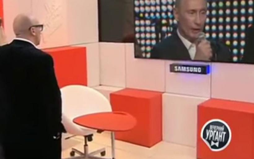 Όταν ο Πούτιν τραγούδησε στο «The Voice»