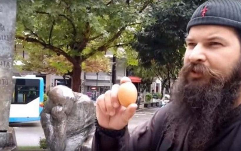 Θύελλα αντιδράσεων για τον βανδαλισμό του μνημείου του Ολοκαυτώματος από τον Κλεομένη