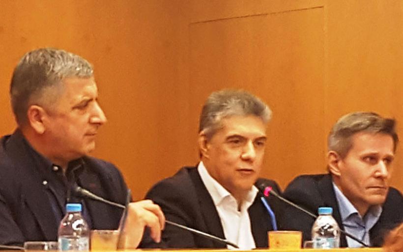 Κ. Αγοραστός: «Μόνο τους ολιγάρχες συμφέρει η απλή αναλογική σε Περιφέρειες και Δήμους»