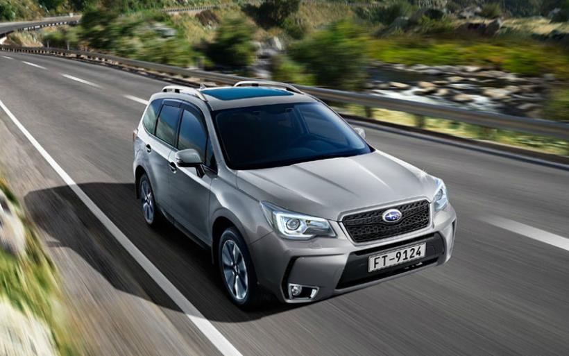 H Subaru πουλάει τα περισσότερα τετρακίνητα μοντέλα