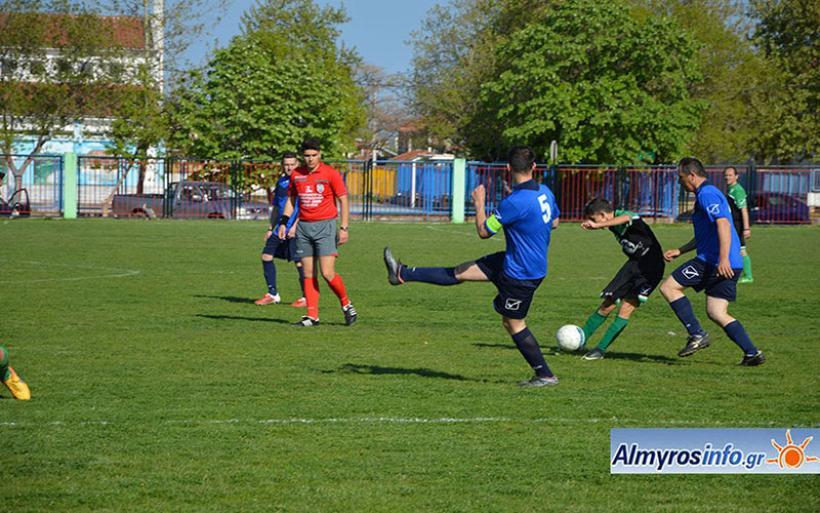 Εκπληκτικό ματς έγινε στην Ευξεινούπολη (φωτο)