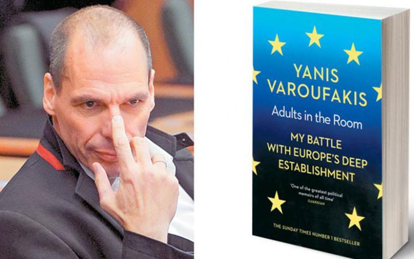 «Όλα όσα μου είπε ο Αλέξης για Γουδή, Grexit και τα 16 δισ. που θα αρπάζαμε»