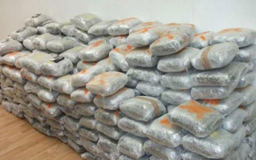 Μισός τόνος χασίς κατασχέθηκε στην Κόνιτσα - Δύο συλλήψεις
