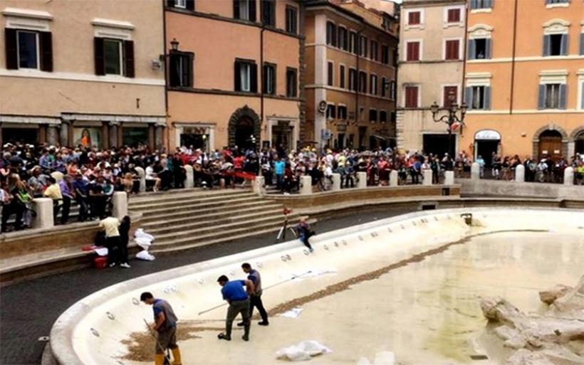 Καύσωνας, ξηρασία και έλλειψη νερού σε Ιταλία, Ισπανία